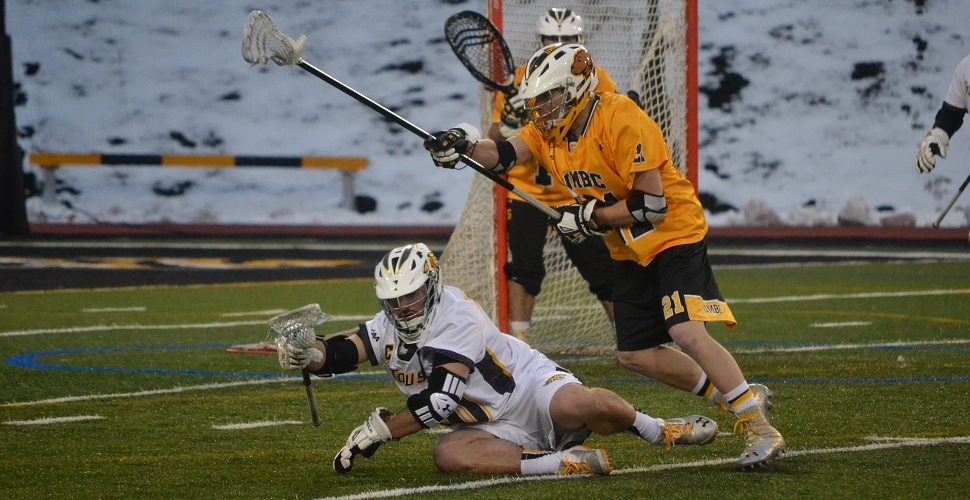 Men's Lacrosse Drops Another Tough One on Road, 10-8 at Towson