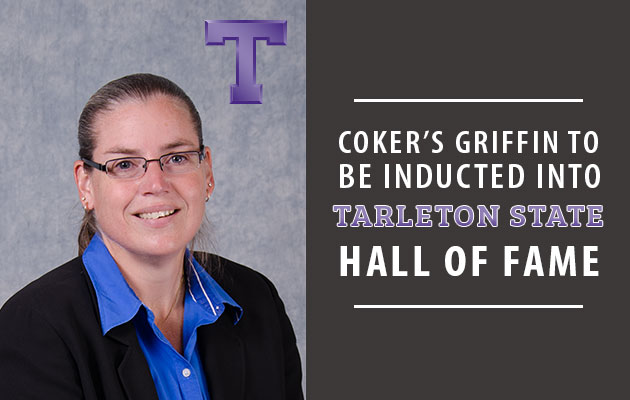 Coker's Griffin to be Inducted into Tarleton State Hall of Fame