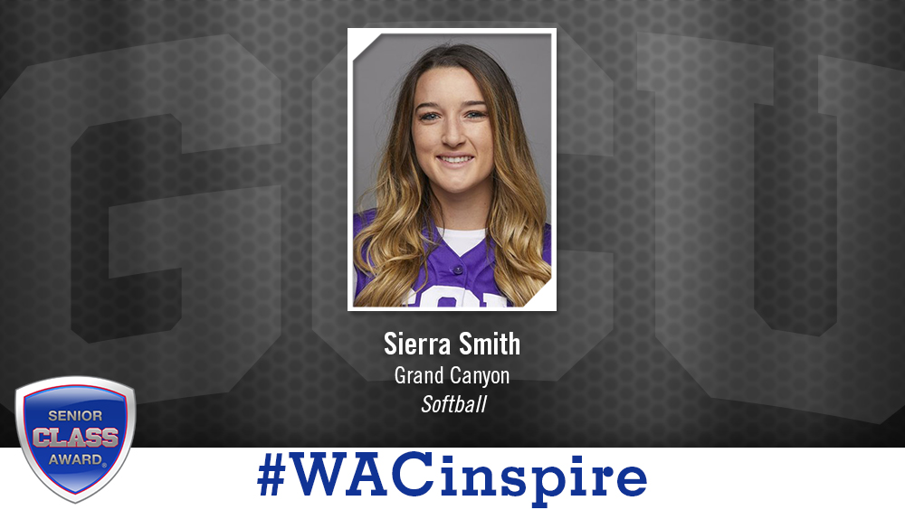 GCU's Sierra Smith One of 30 Candidates for Senior CLASS Award