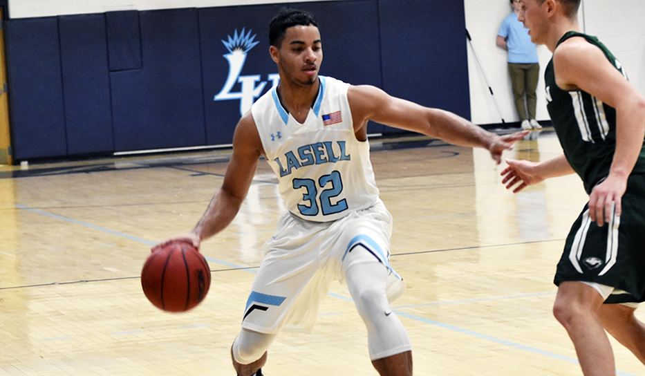 MBK: Lasell falls to Babson in non-conference match-up; Nunez leads Lasers with 26 points