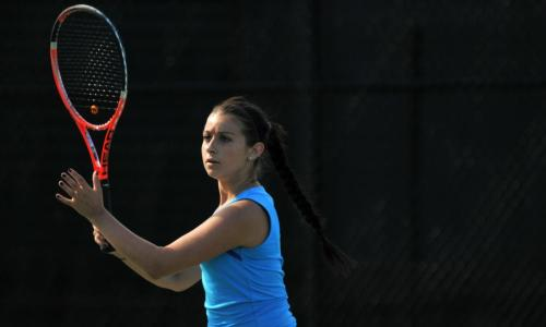 Women's Tennis Tops Rhode Island College, 5-4