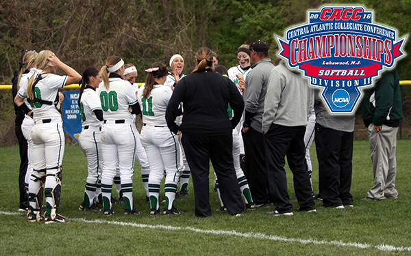 Wilmington Softball Moves to 2-0 in CACC Tournament With 10-5 Victory over Bloomfield