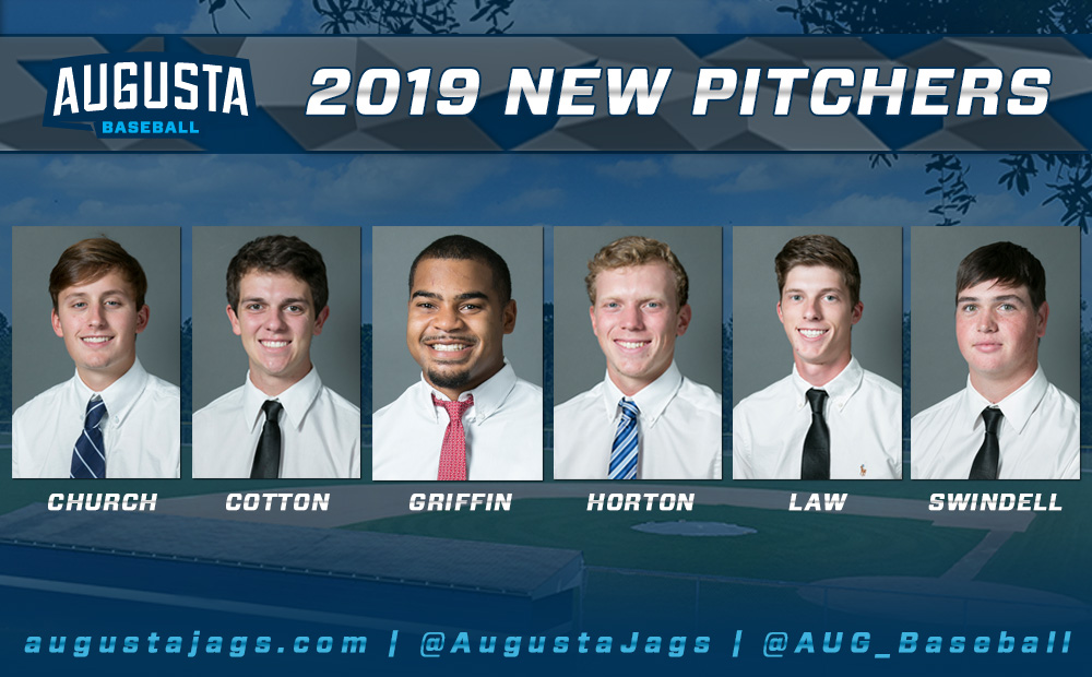 Jags Baseball Introduces Six Pitchers For 2019