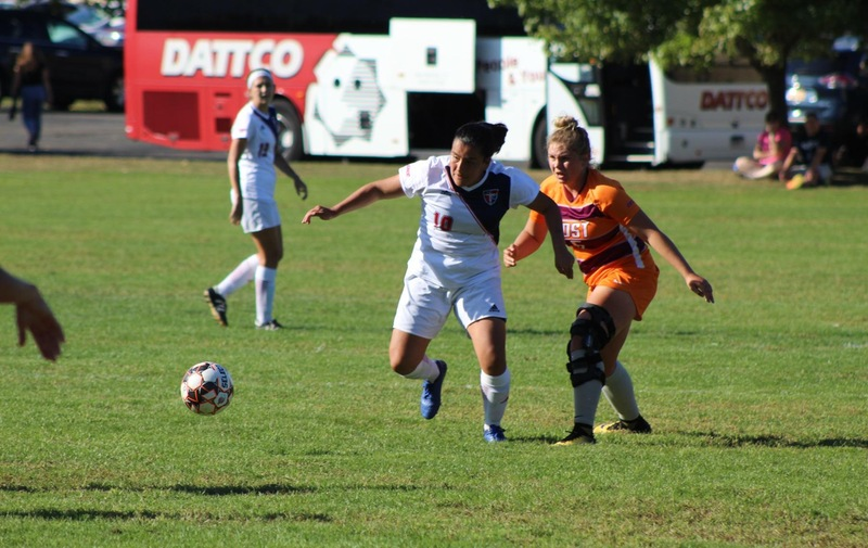 Women's Soccer Defeated by Holy Family
