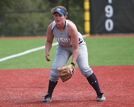 First-place Wilson takes two from Gallaudet