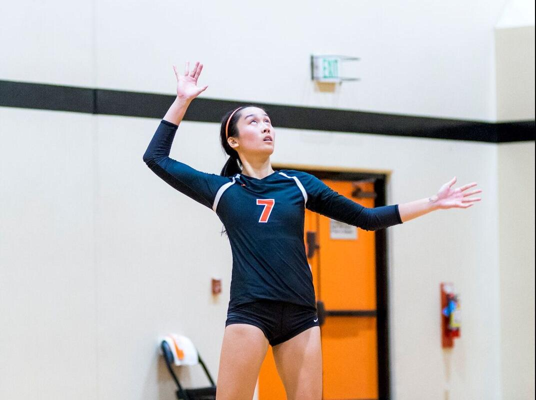 Volleyball Concludes Statistically Strongest Season Ever