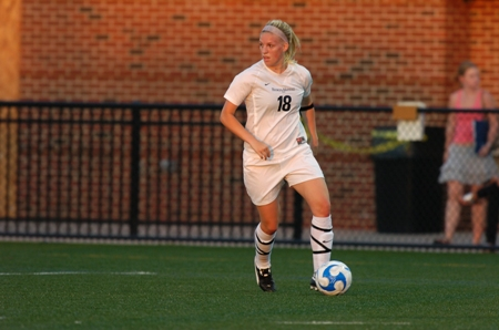 Women's Soccer Runs Its Record To 3-0