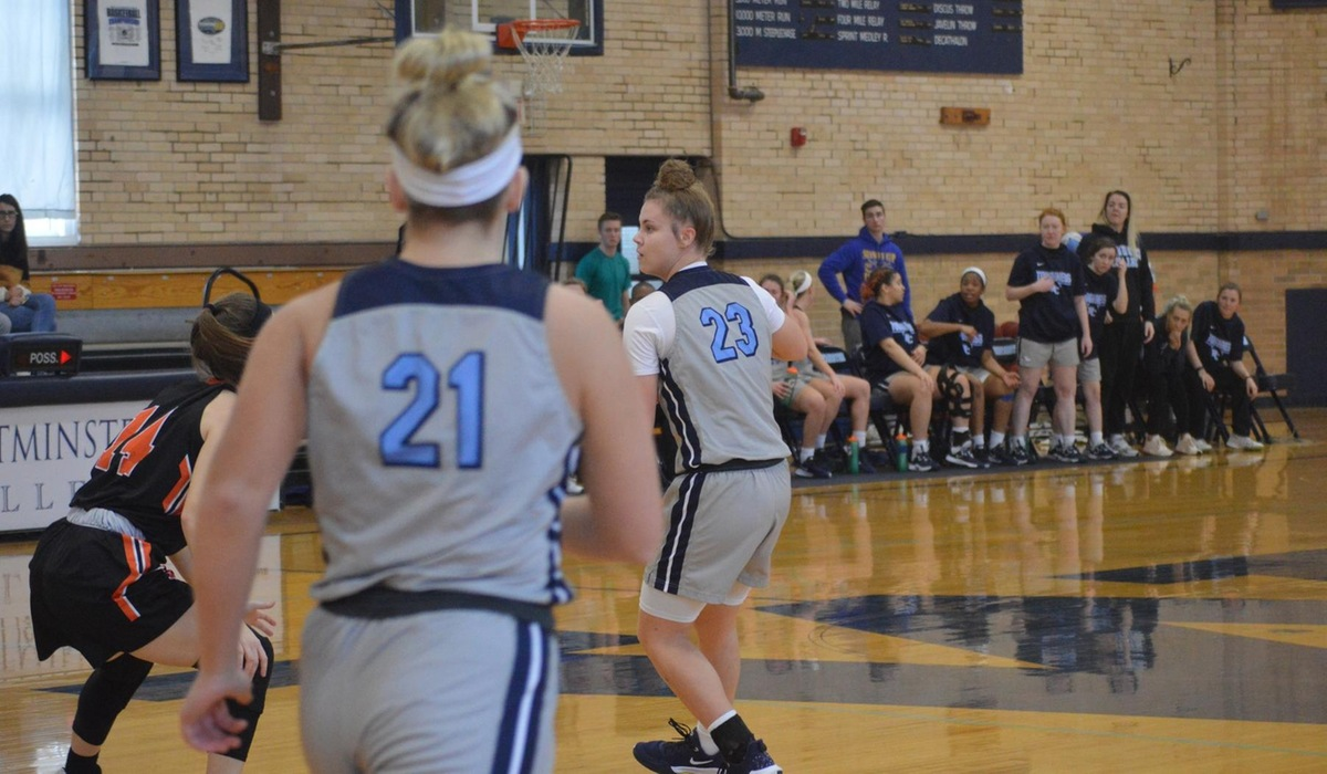 Westminster Women's Basketball Pummels Principia for Third Straight Win