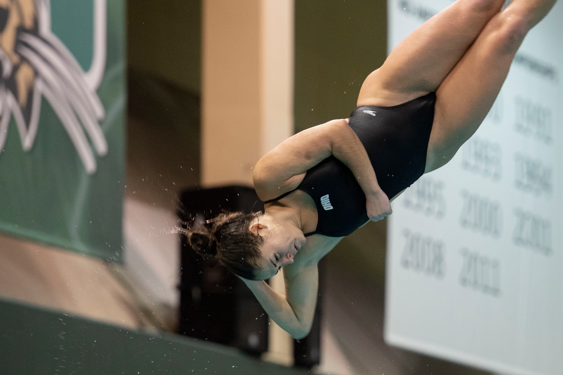 Ohio Diving Finishes Day Two at Buffalo Diving Invitational