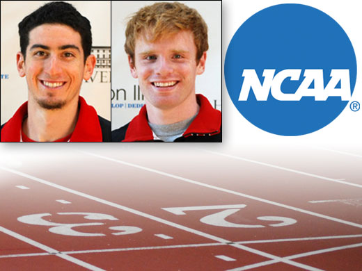 Pair of Fords earns spots at NCAA men's indoor track championship