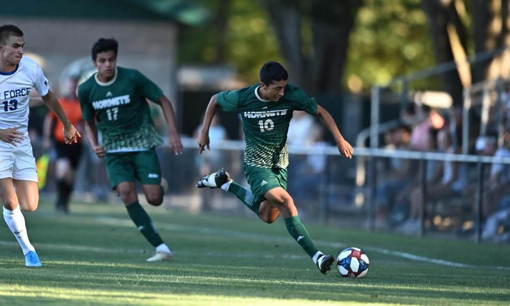 MEN'S SOCCER RETURNS HOME FOR TWO MATCHUPS AGAINST SAN FRANCISCO AND PACIFIC