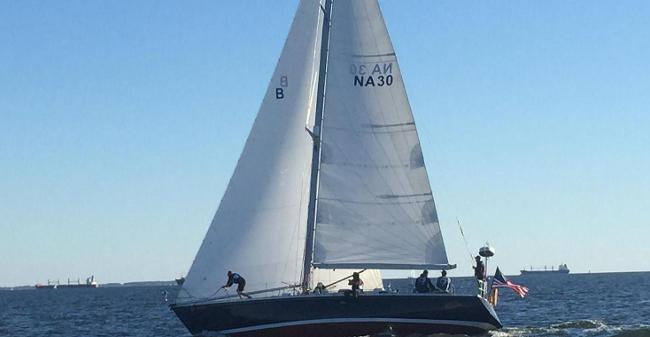 Offshore Sailing Closes Out Fall Campaign With Ninth Place Performance At Navy John F. Kennedy Cup Regatta