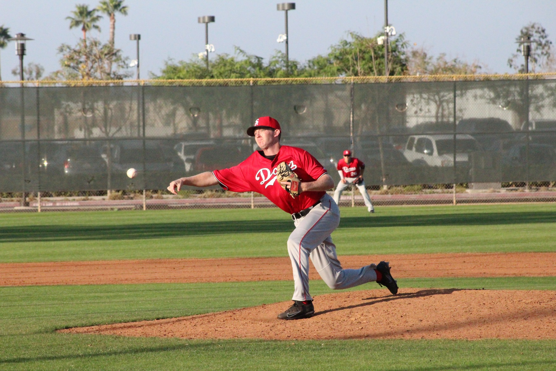 Dons Lose Pitcher's Duel 1-0