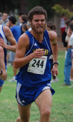 UCSB Men 10th, Women 24th at NCAA West Regional