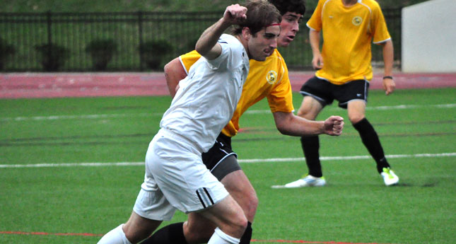 LC Men's Soccer Falls to Hampden-Sydney 2-1