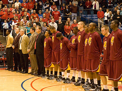 MBB Game Notes: Lewis & CMU (Nov. 15-16)