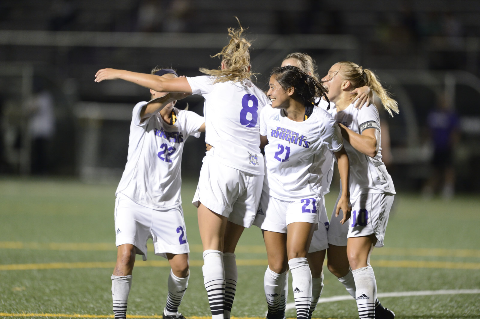 Purple Knights Women's Soccer Punches Ticket To ECC Tournament With 1-0 Win Over LIU Post