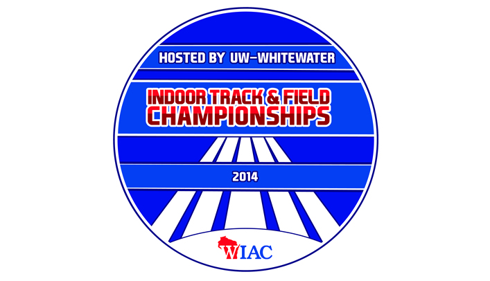 Men's Indoor Track & Field Takes Second, Women Sixth at WIAC Championship