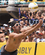 Manhattan Beach Title Successfully Defended by Rogers and Dalhausser