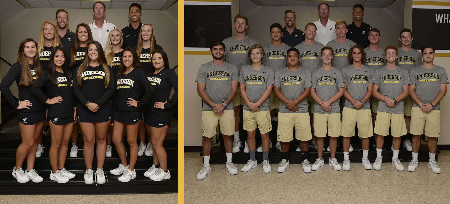 Men's and Women's Tennis Earn ITA All-Academic Team and Individual Scholar-Athlete Award