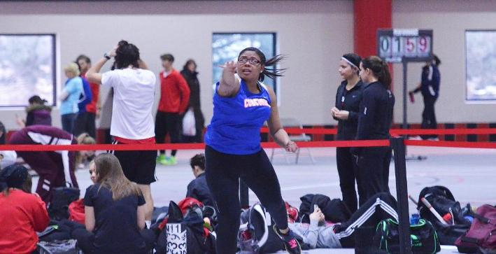 Four compete for Track & Field at final qualifier meet
