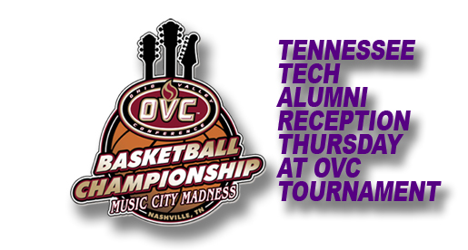 Alumni reception planned for Thursday night at OVC Tournament