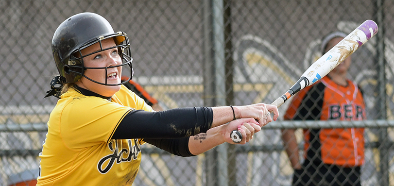 Mackenzie Nelsen belts second career homerun