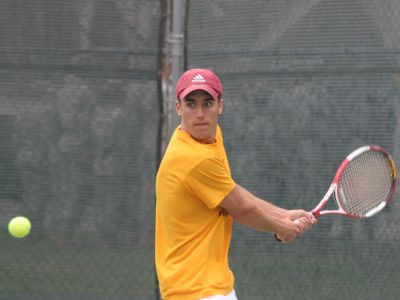 Men's Tennis Drop Opener in Texas