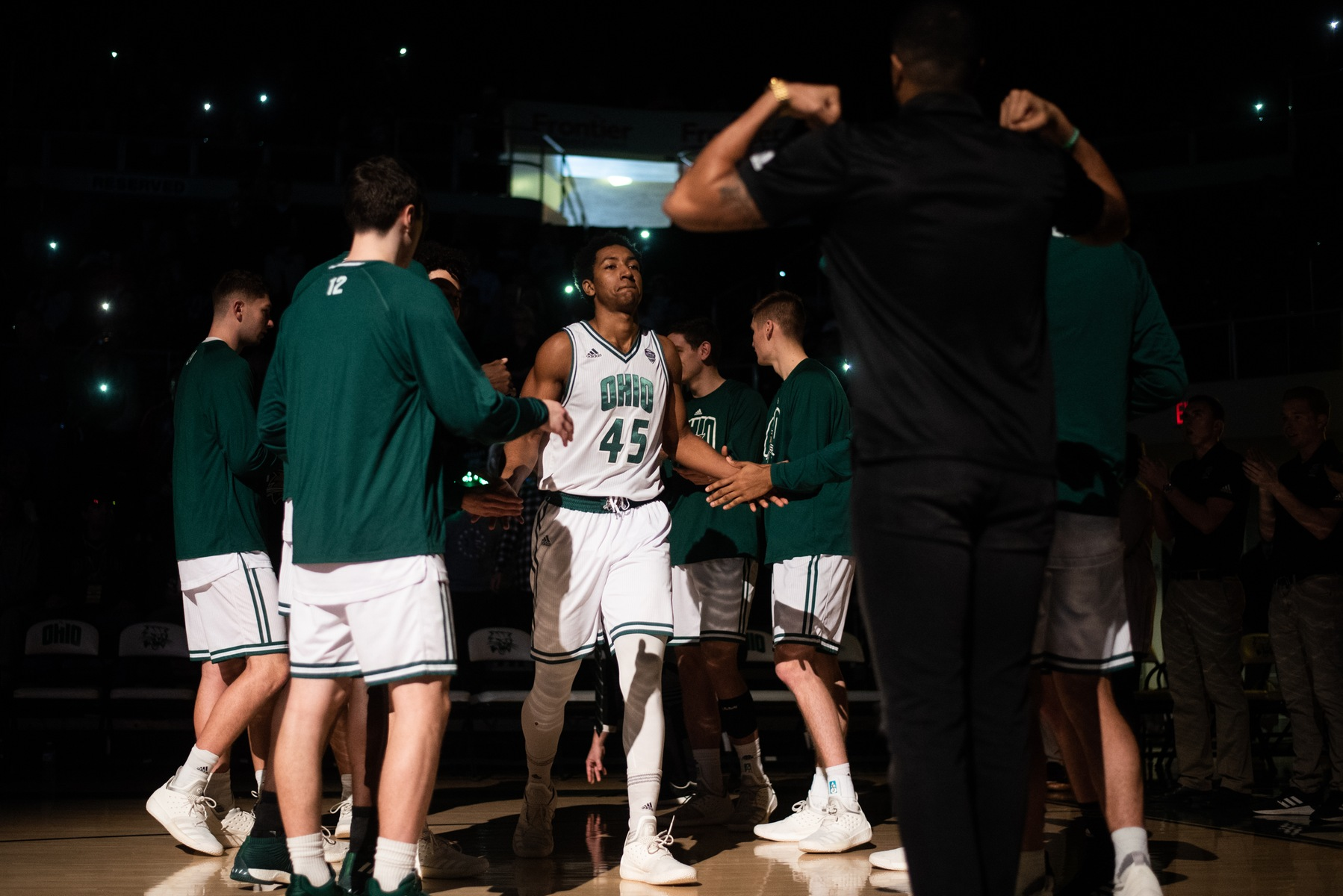 Ohio Men's Basketball Set to Take on Bowling Green Tuesday Night
