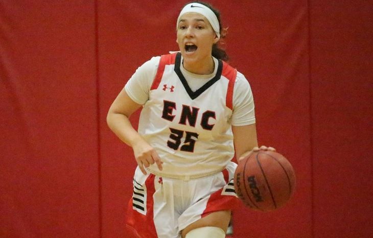 Women's Hoops Falls to Framingham State in Brandeis Tip-Off Tournament Opener