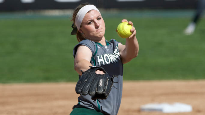 YERBY RECIPIENT OF BIG SKY PITCHER OF THE WEEK HONORS
