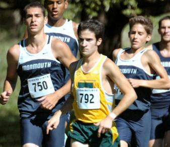 Albano Wins Monmouth Invitational