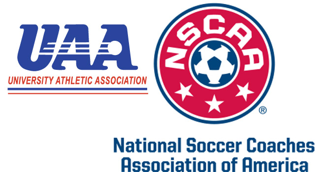 Four UAA Men's Student-Athletes Named NSCAA Men's Soccer All-Americans
