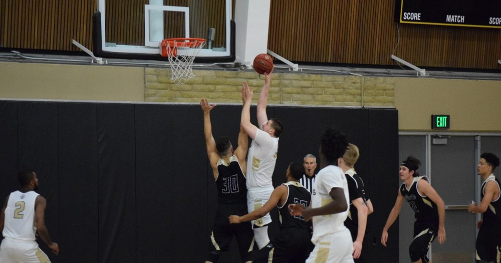 Men's Basketball Drops Road Game At Butte 93-58