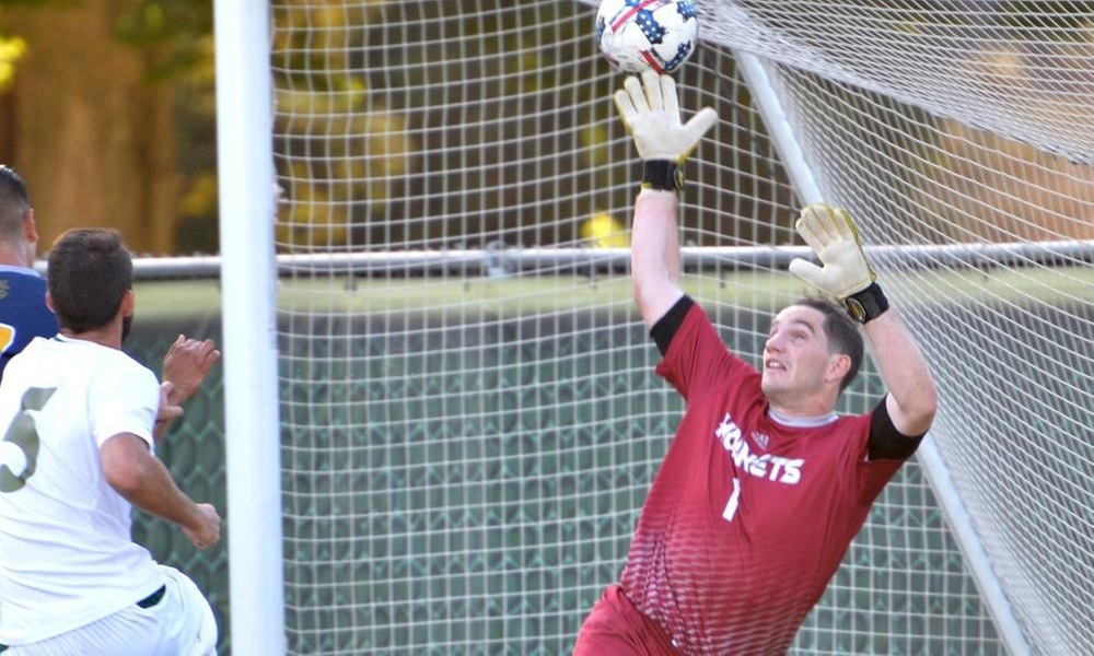 GOLDEN GOAL GETS MEN'S SOCCER, FALL 2-1 TO UCSB AT HOME