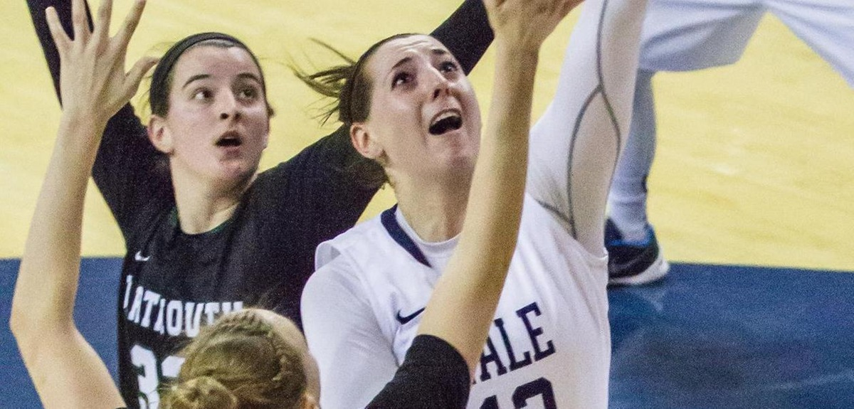 Jen Berkowitz Scores 21 Points to Lead Yale Past Dartmouth