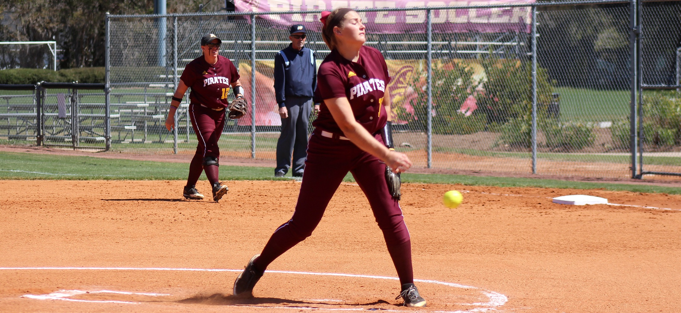 Jane Trzaska No-Hitter Highlights Day Two Of NCAA Softball Southeast Regional Action