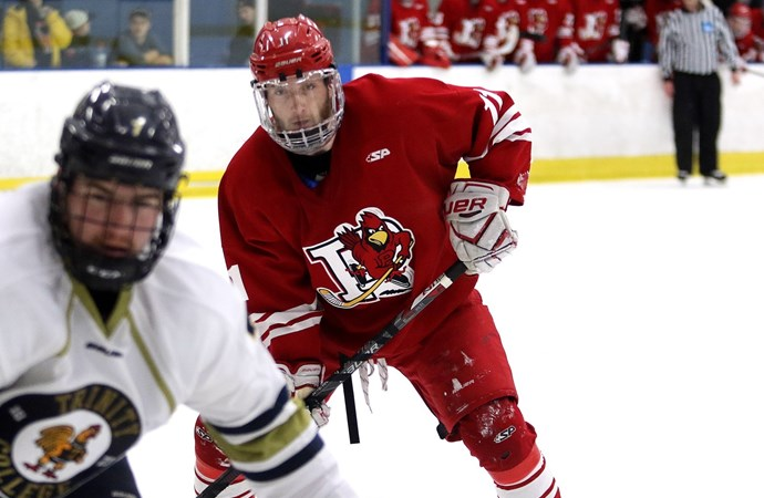Plattsburgh defeated by Trinity, 4-1, in first round of NCAA Championship