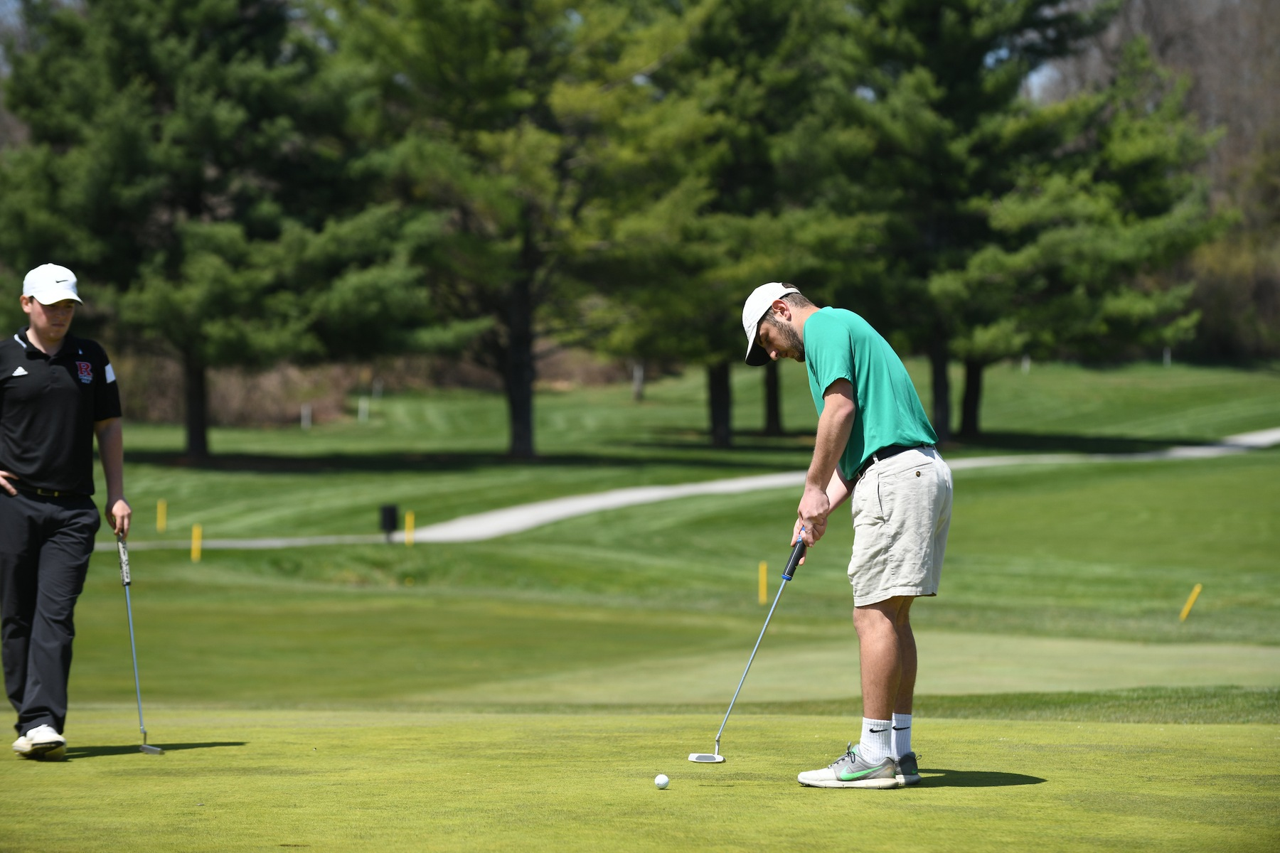 Men's Golf Opens Up Play at McDaniel Spring Invite