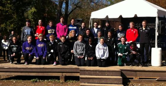 Lones Breaks School Record, First All-Region Runner in GC History; Bobcats Take 13th at Regional
