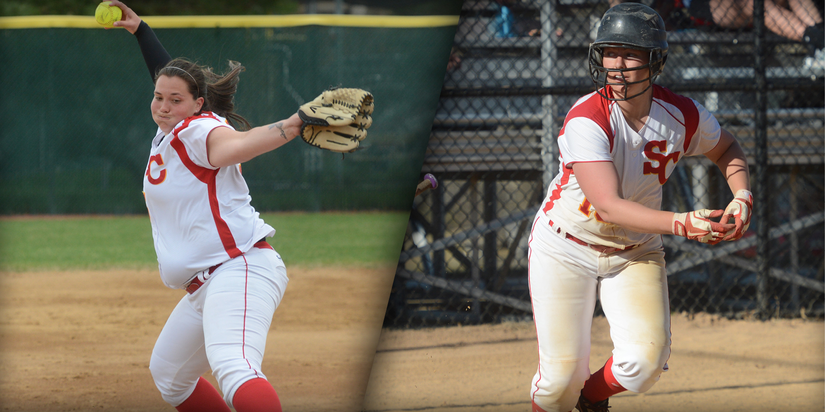 Fisher, Haag sweep IIAC weekly accolades