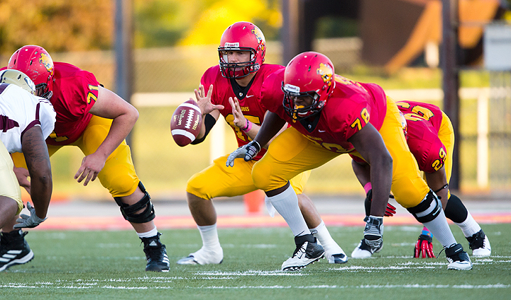 Revised Rosters Announced For Ferris State Football Spring Game