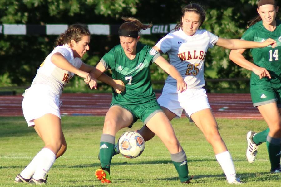 Late Goal Dooms Walsh In Loss To Slippery Rock