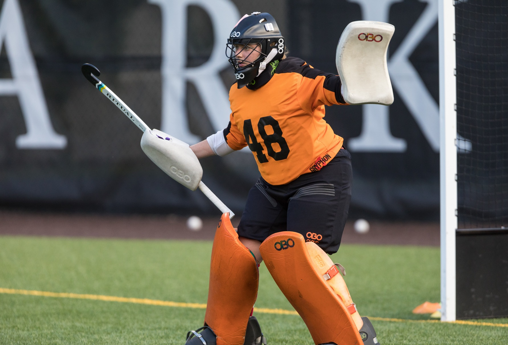 Michaud Posts Career High 26 Saves in Setback at Babson