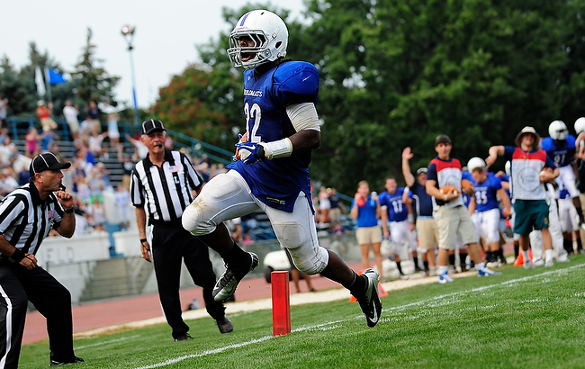 F&M Set to Open 2013 Season - F&M vs. W&L Game Notes