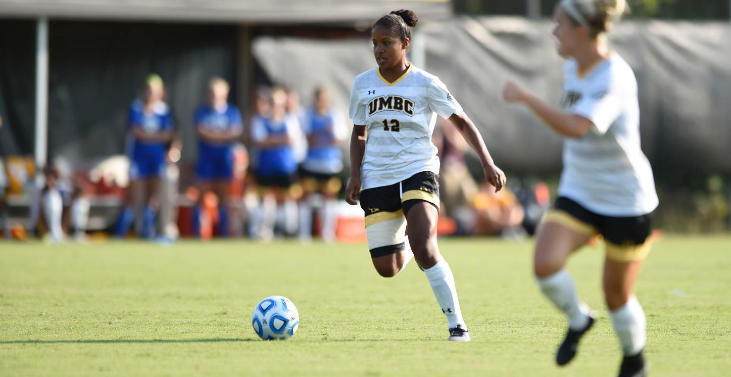 UMBC Women's Soccer Drops Battle of Baltimore Finale to Mount St. Mary's, 3-0