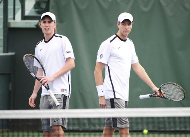 No. 43 Santa Clara Men's Tennis Falls to Arkansas