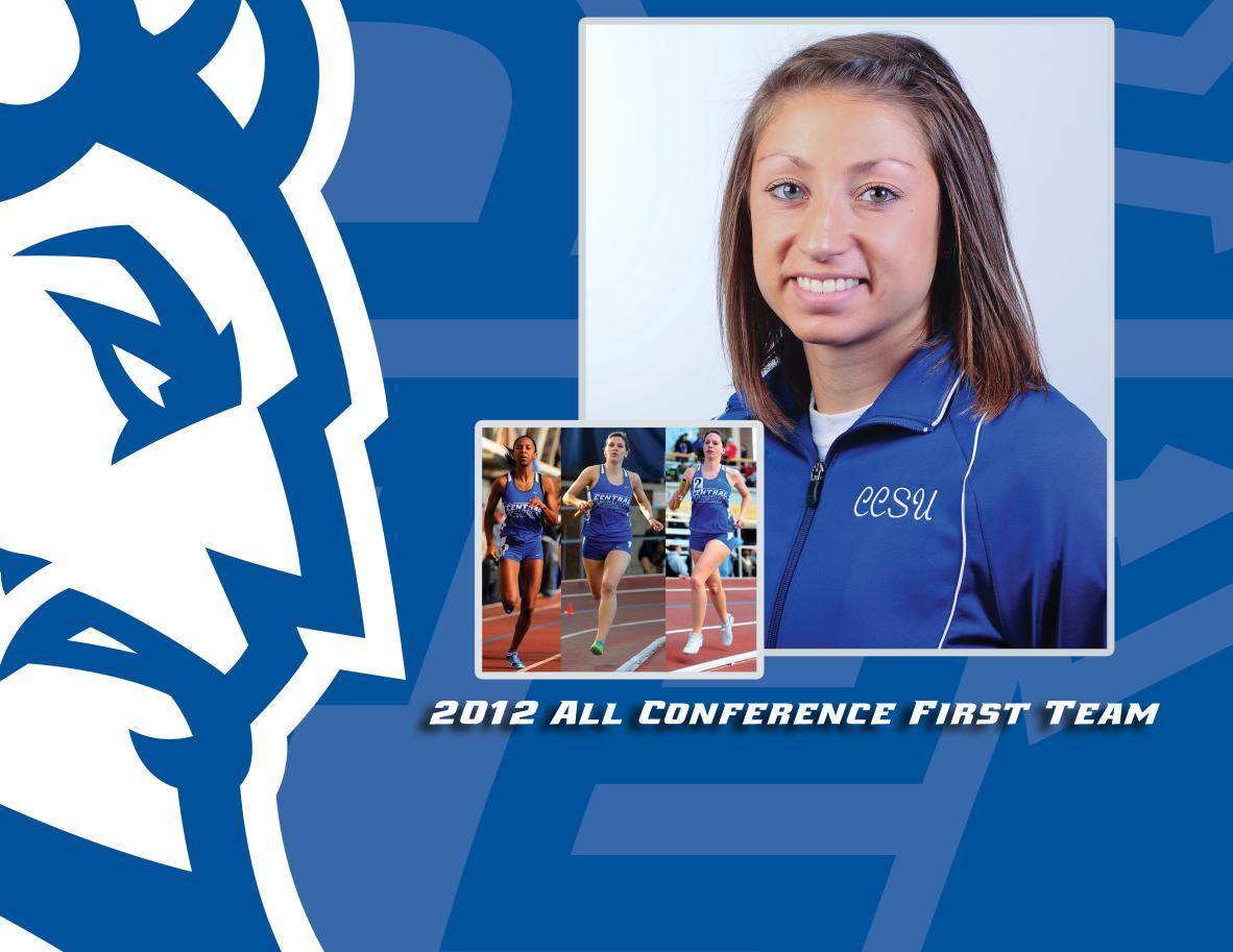 Two Blue Devils Make All-NEC First Team
