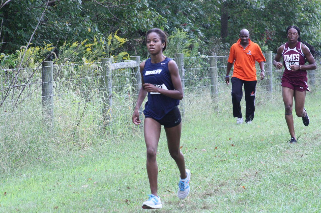 Wesley Grabs Fifth at Goldey-Beacom Invitational