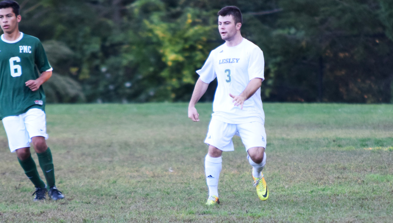 Vitta Scores Twice to Lead Men's Soccer Past SVC in 2OT